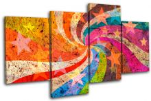 Funky Cool Design Abstract - 13-1155(00B)-MP04-LO